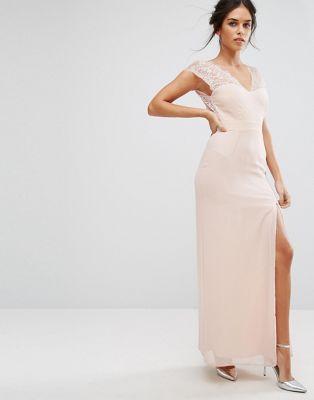 Kleid mit ausschnitt hinten