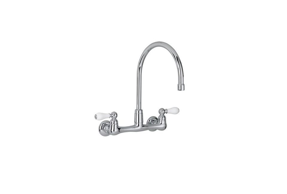 10 Easy Pieces: Best Budget Kitchen Faucets | Wall mount kitchen ...