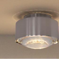 Photo of Top Light Led Deckenleuchte Puk Maxx Plus in Nickel-matt Puk…