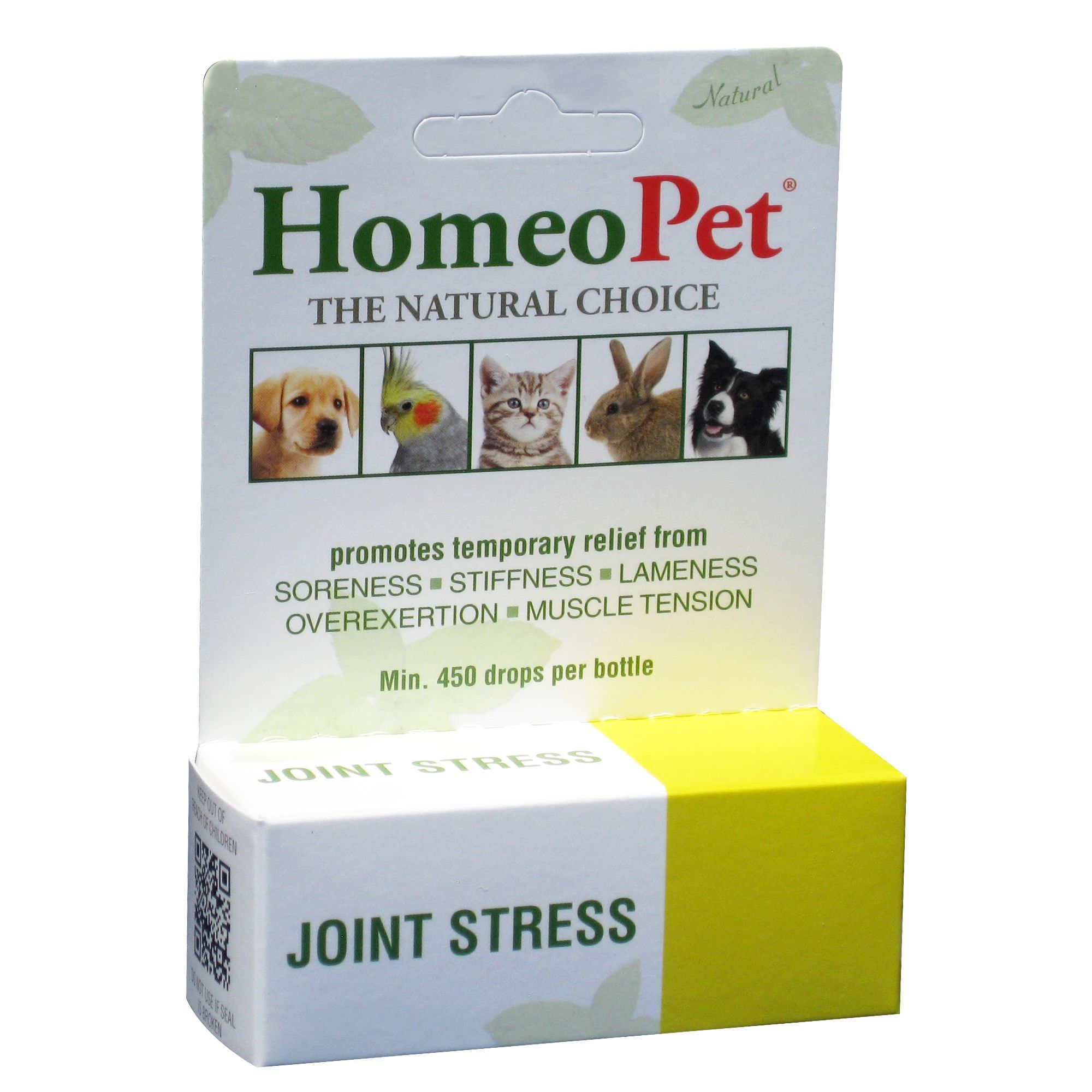HomeoPet® Joint Stress Relief in 2020 Pet health, Cat