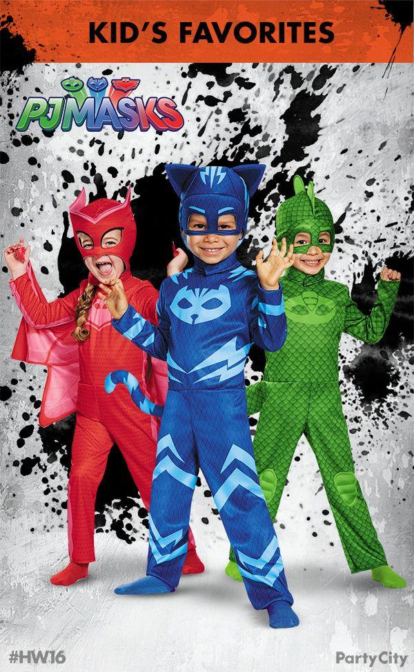 PJ Masks Classic Gekko Toddler Costume
