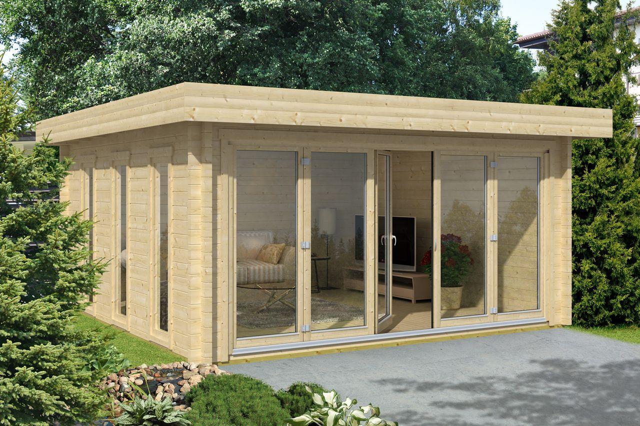 gartenhaus almelo 70 premium in 2019 jardim gartenhaus flachdach modern gartenhaus und. Black Bedroom Furniture Sets. Home Design Ideas