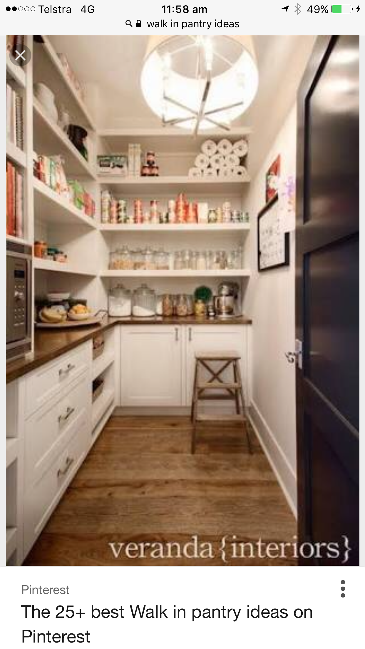 Our Home {Mud Room & Pantry}  Veranda Interior  Young Professional For  Your Decor