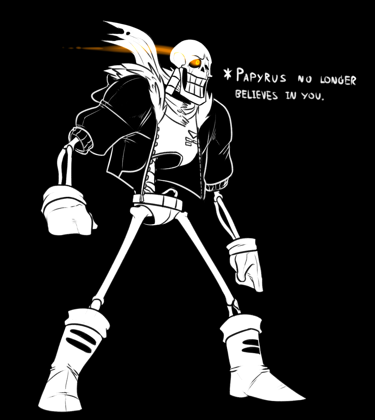 disbelief papyrus - Google Search | Undertale | Ghost rider
