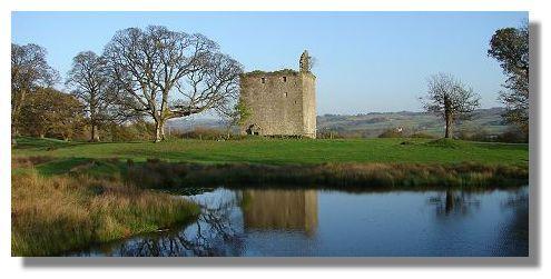 Barr Castle, Renfrewshire, Scotland. My distant ancestors LIVED there. #photolibrary