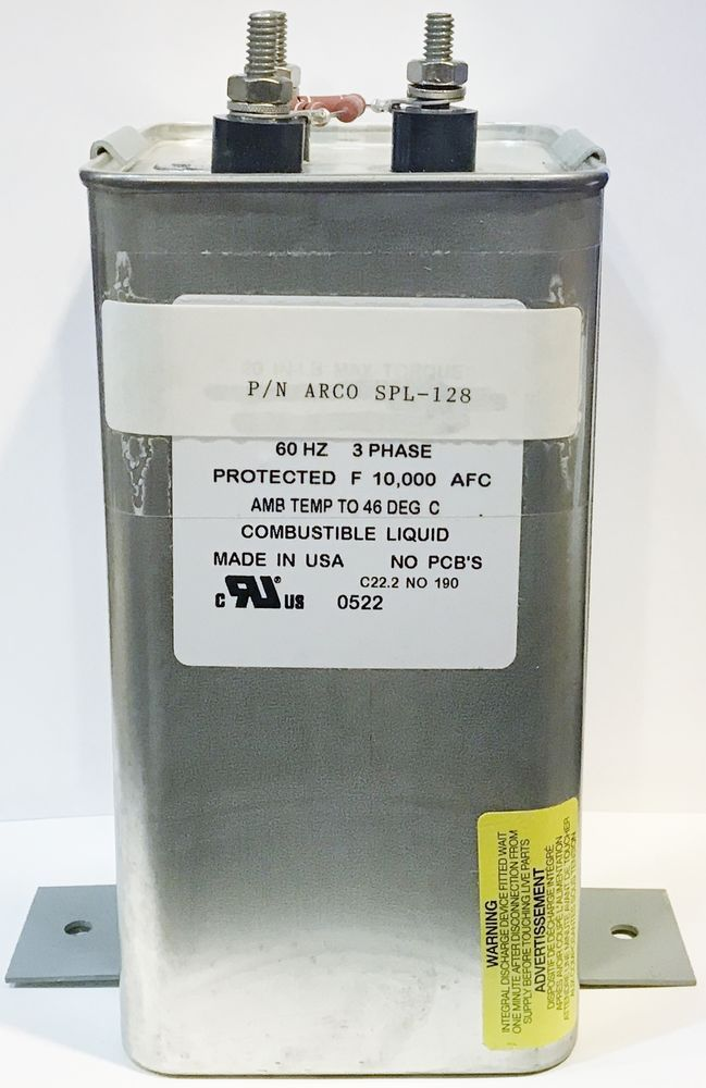 Accu Sort Systems Inc 5234018 Capacitor 12 8kvar Effective 3 Phase Accusortsystemsinc Capacitor Electrical Supplies Sorting
