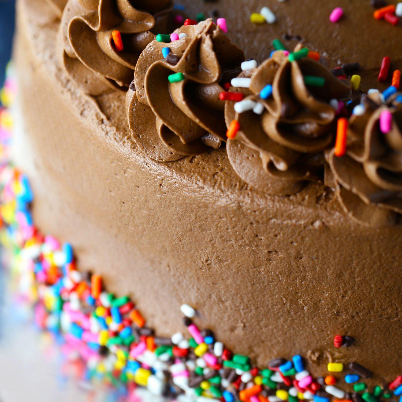 Remarkable Chocolate Birthday Cake Recipe Birthday Cake Chocolate Personalised Birthday Cards Paralily Jamesorg