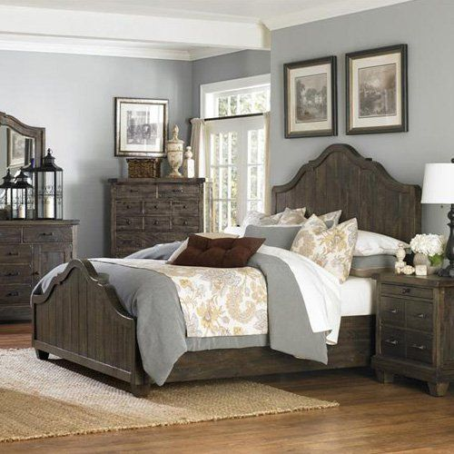 Brenley Panel Bed | from hayneedle.com