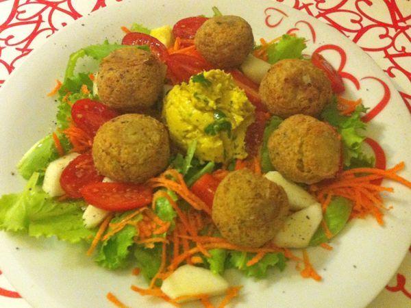 Falafel - Ricetta falafel ilcuoreinpentola