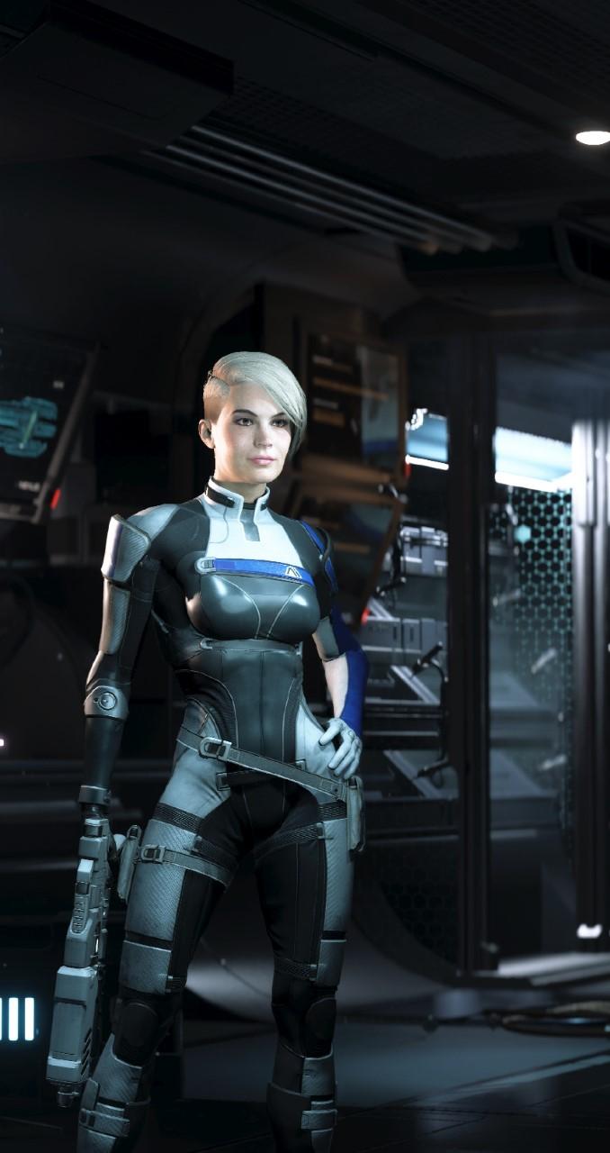 Mass Effect Andromeda Phone Background Wp Phone Cora 01 Png 678 1280 Mass Effect Universe Mass Effect Cosplay Mass Effect Art