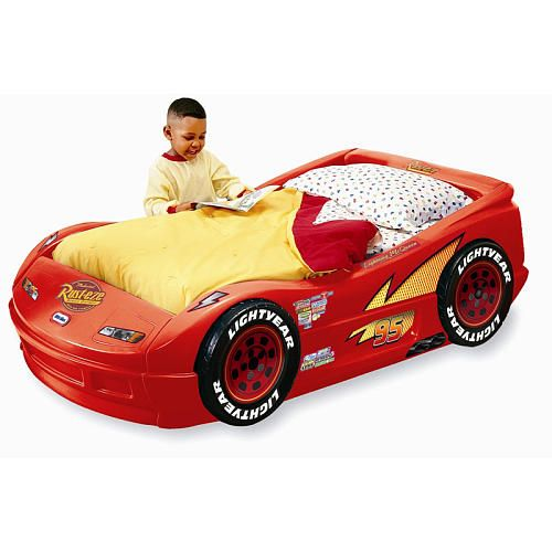lightning mcqueen kids bed cheaper than