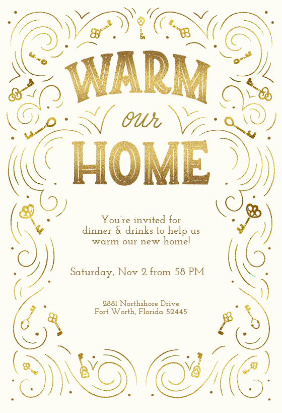 Warm Our Home Housewarming Invitation Template Free Greetings Island Housewarming Invitation Templates House Warming Invitations Housewarming Party Invitations