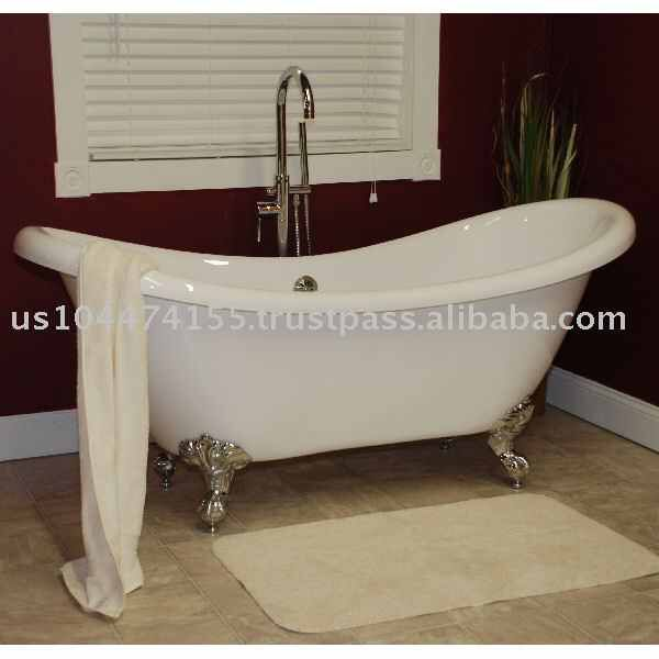 Explore Clawfoot Bathtub, Soaking Tubs, And More!