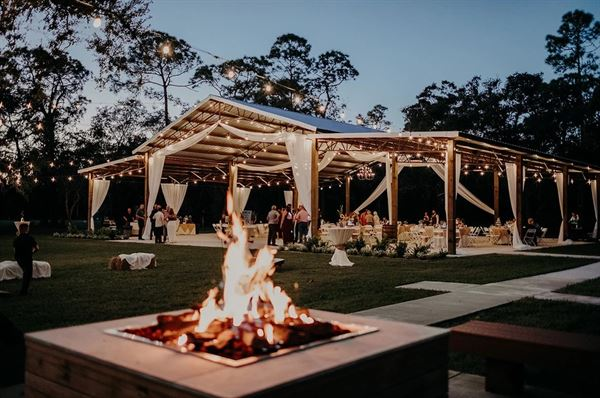 Host your event at Bayshore Ranch in North Fort Myers