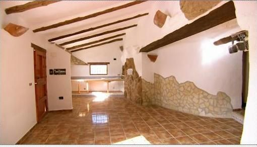 Three Bed Cave House In Galera Granada Spain