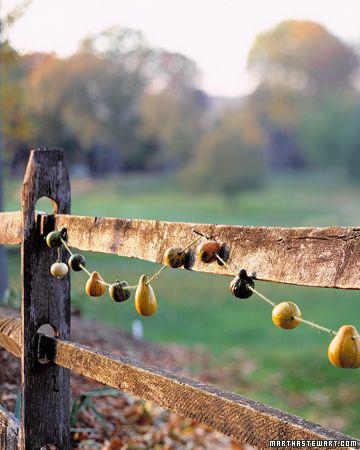 gourd garland