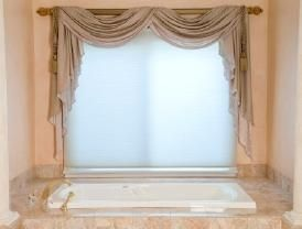 Beautiful Simply Insert One Or More Pair Of Valances In Between The Swags.  Description From