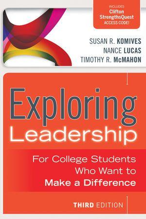 Jossey Bass Higher Adult Education Exploring Leadership For