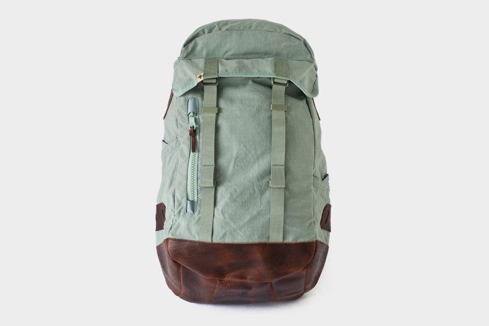 visvim Holiday 2013 LAMINA Backpacks
