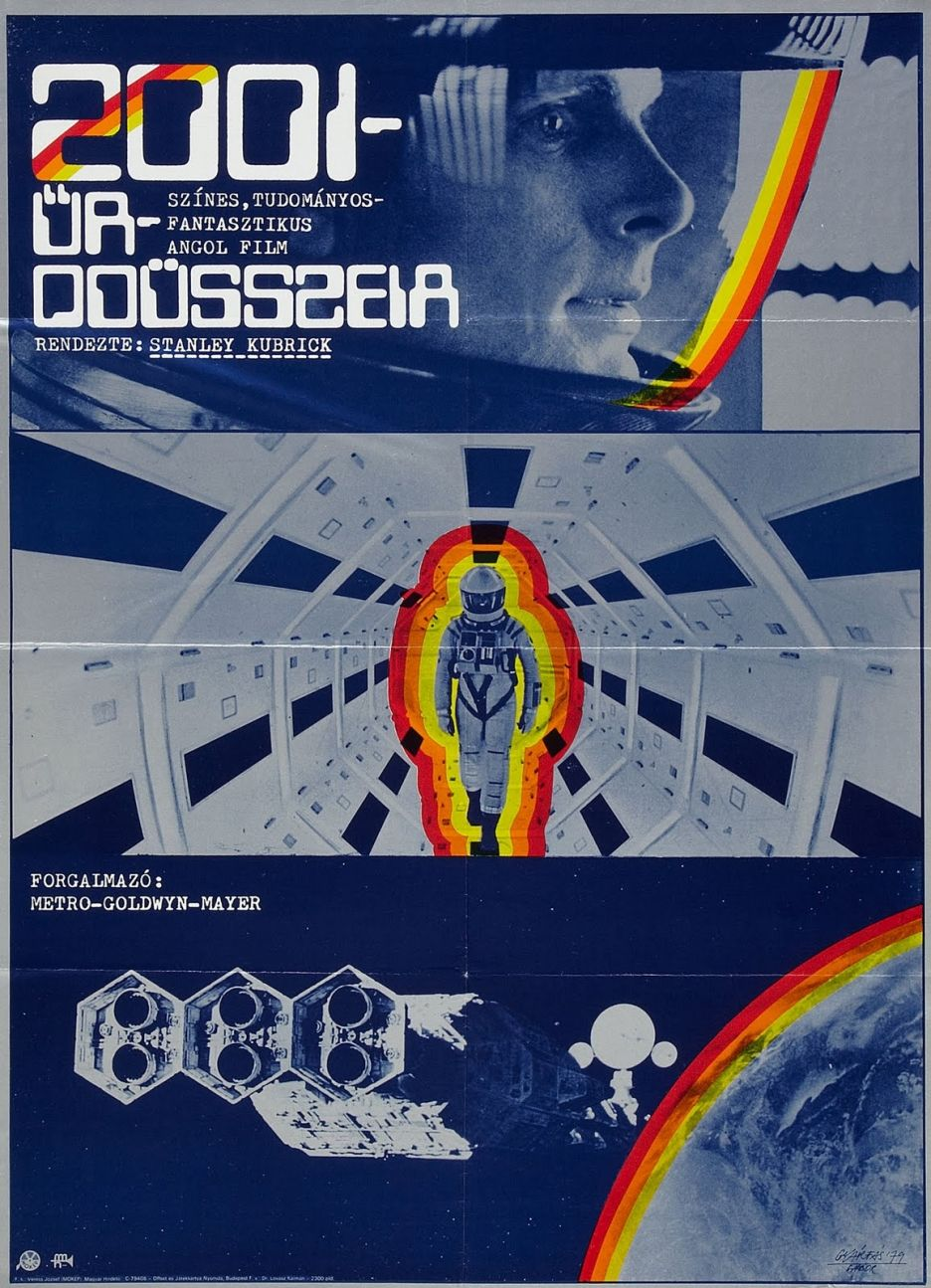 2001 A Space Odyssey (1968) Hungary