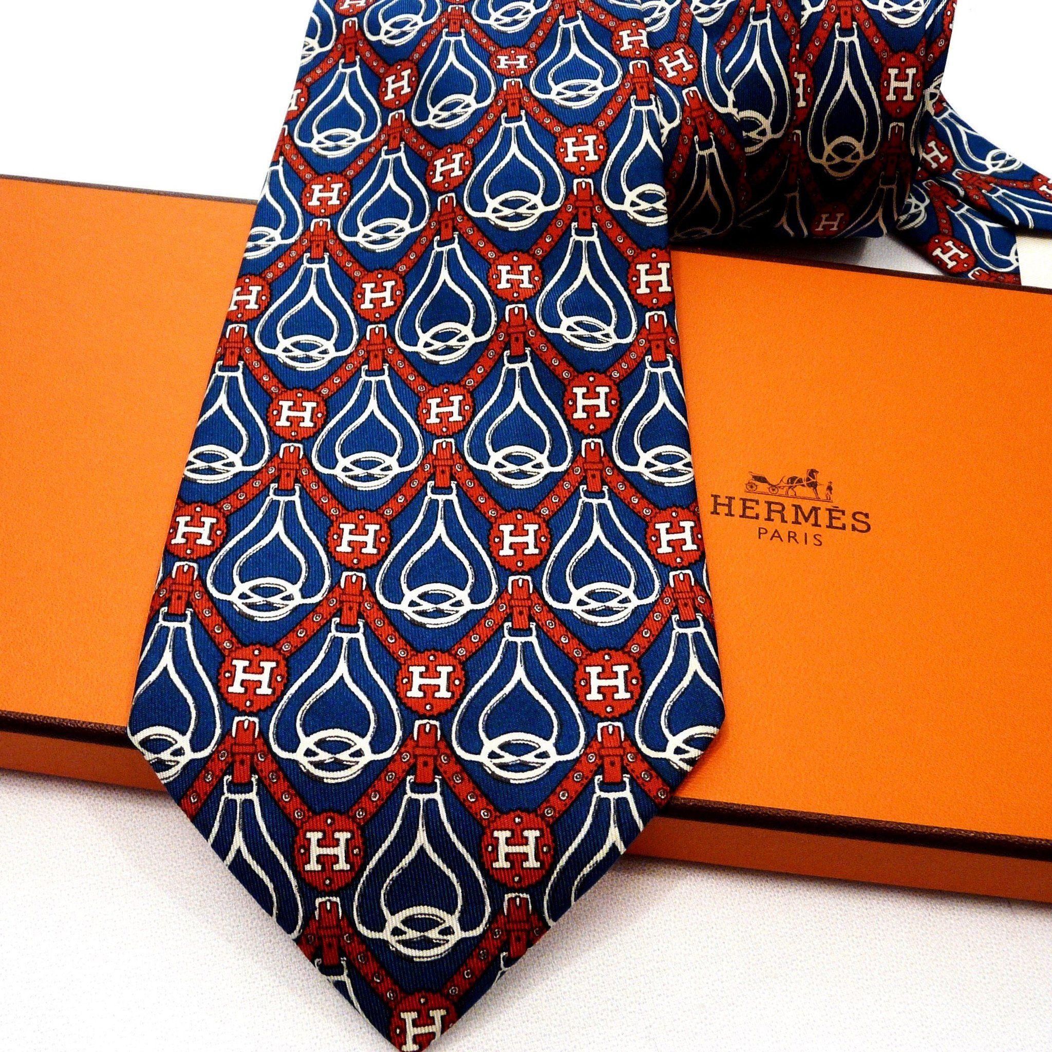 Image result for vintage hermes tie | Vintage hermes, Silk