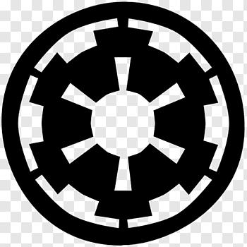 Galactic Empire Star Wars Stormtrooper Logo Imperial Free Png Star Wars Empire Logo Star Wars Symbols Galactic Empire