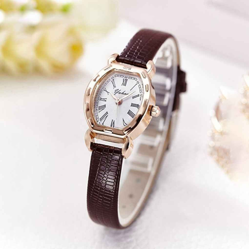 781197f902 MuLuo Women Girls Mini Leather Watch Bracelet Quartz Small Watch Dail Casual  Watches Wristwatch -- You can find out more details at the link of the  image.