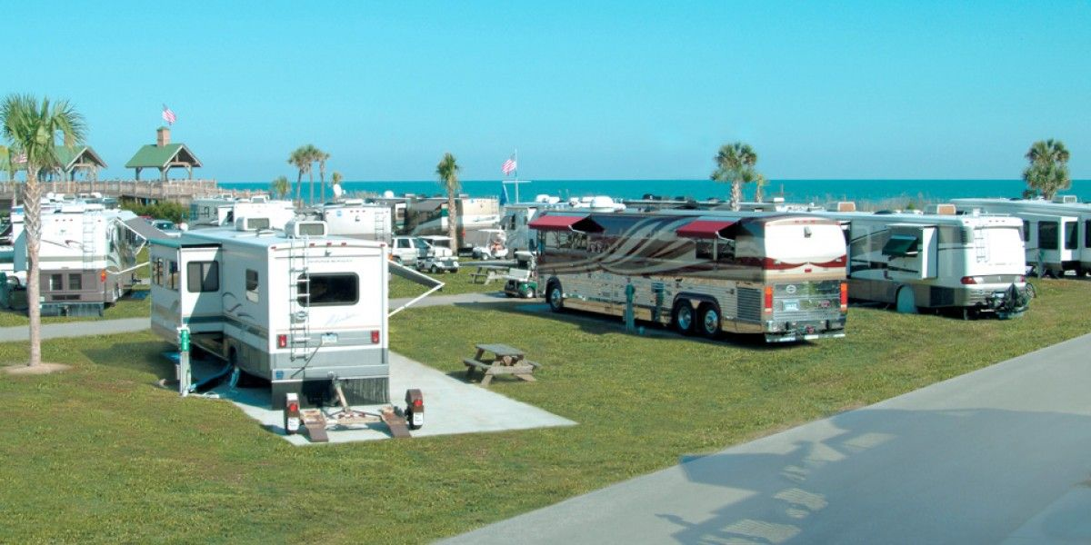 Where to camp The 10 best campgrounds in Myrtle Beach