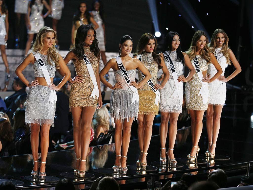Miss Universe 2016 Top 5  June Predictions
