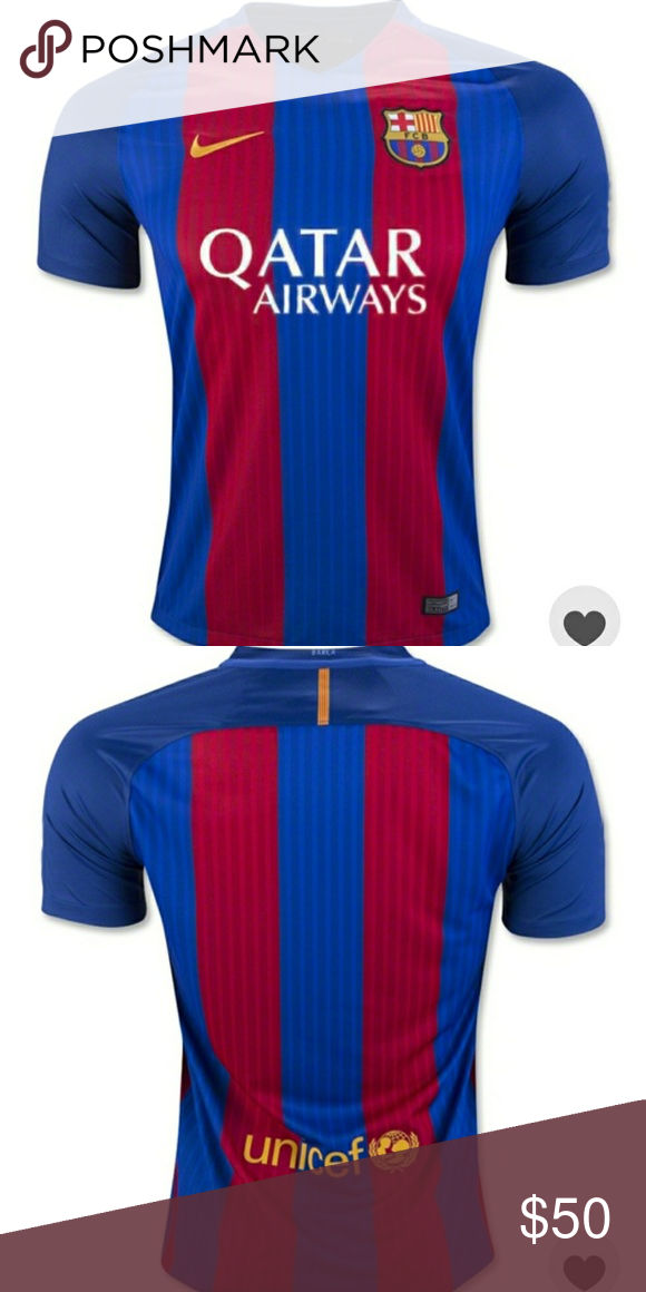 newest a98ec 520aa Barcelona jersey 16-17 This is a brand new barcelona jersey ...