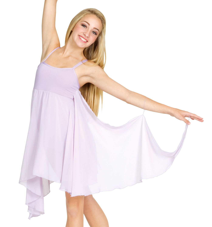 Asymmetrical Dress, Dresses