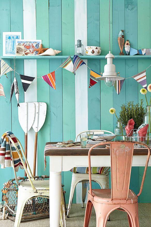 Beach Hut Interior Design Ideas - Google Search