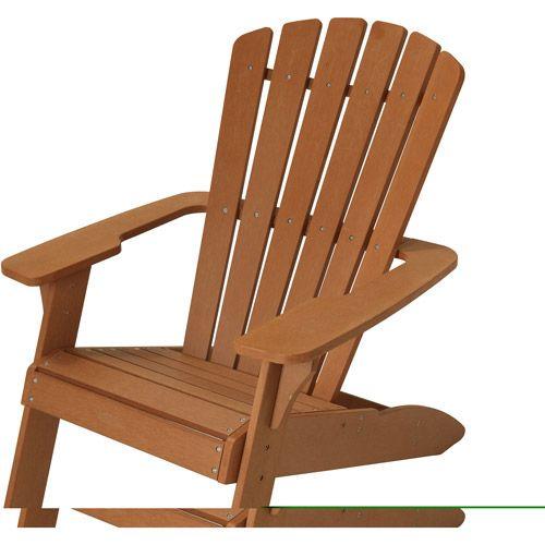 Lifetime Adirondack Chair Model 60064 Patio Furniture Polystyrene Wood Adirondack Chairs Adirondack Chair Plastic Patio Chairs