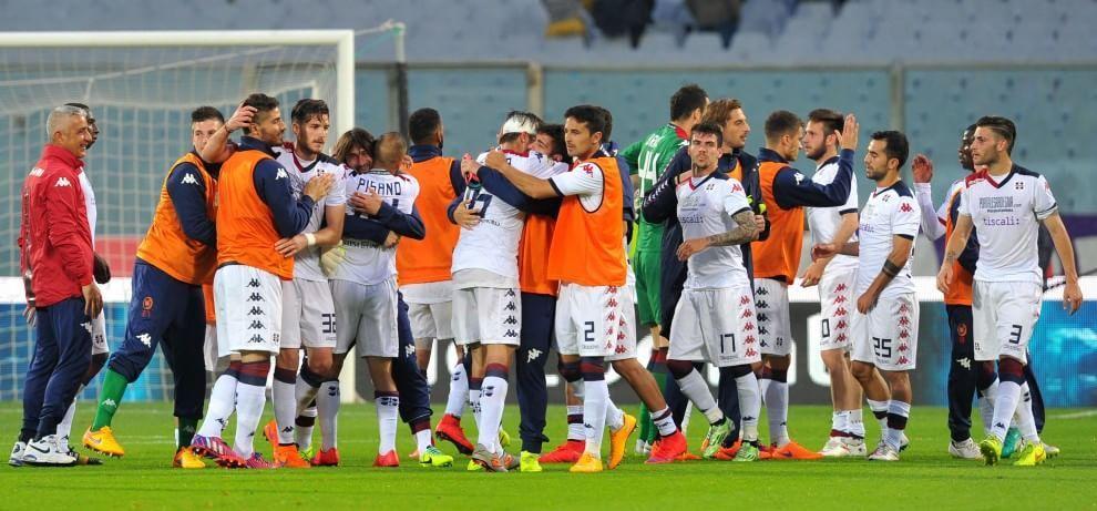 Fiorentina-Cagliari, il film della partita