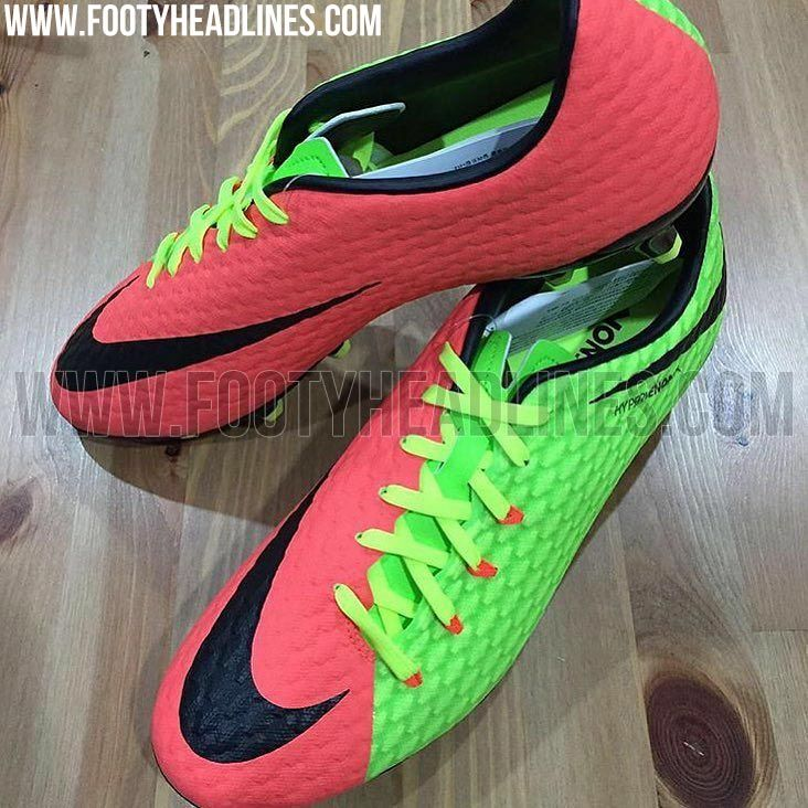 The next-gen Nike Hypervenom Phantom III boots will bring a ton of new  features