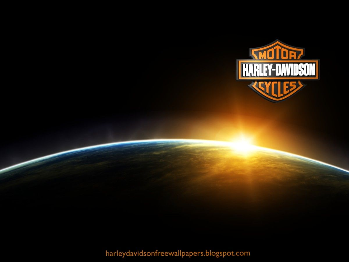 Free 3d desktop wallpaper screensavers harley davidson free free 3d desktop wallpaper screensavers harley davidson free wallpapers harleys logo in space eclipse from voltagebd Images