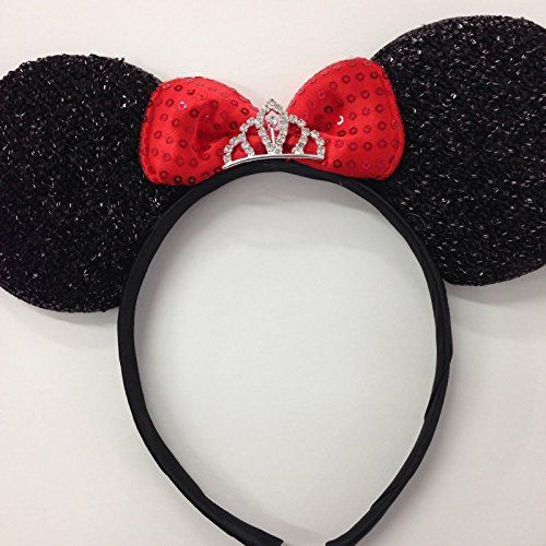 how to make diy mickey or minnie mouse ears tutorial the. Black Bedroom Furniture Sets. Home Design Ideas
