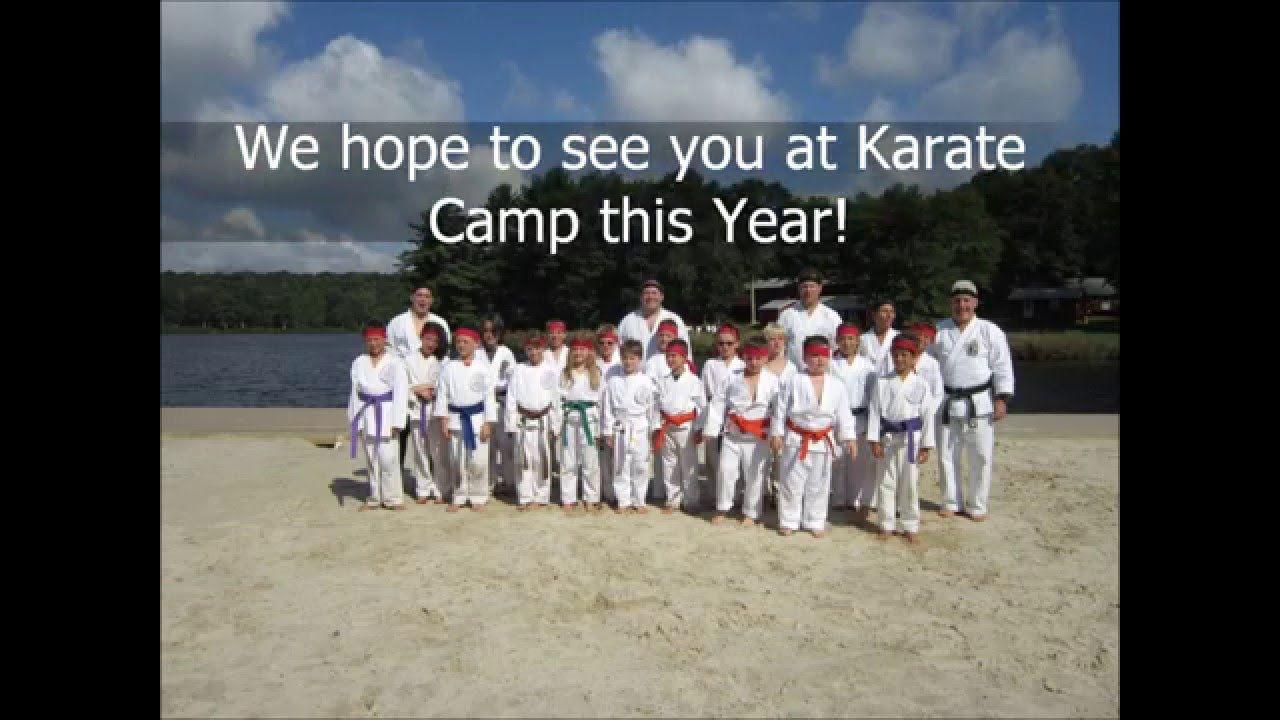 Karate camp video for camp 2016 karate martial arts