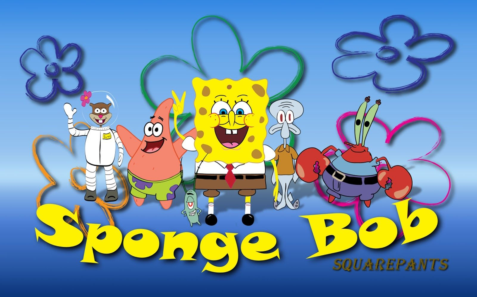 spongebob spongebob squarepants wallpaper exo pinterest 1920×1080