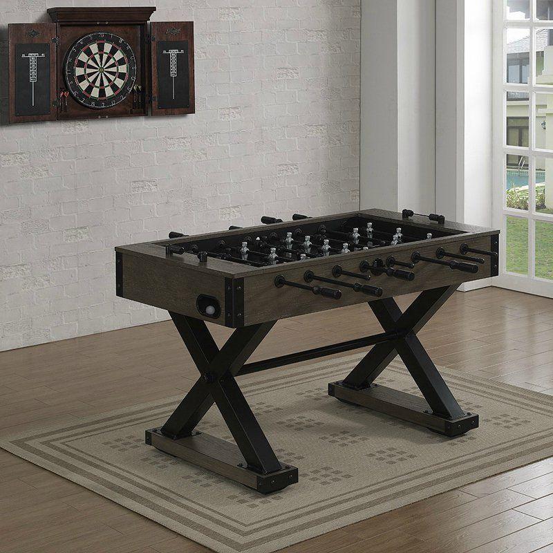 American Heritage Element 58 In Foosball Table From Hayneedle