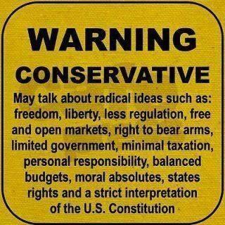 Suzintx On Conservative Values Politics Conservative Politics