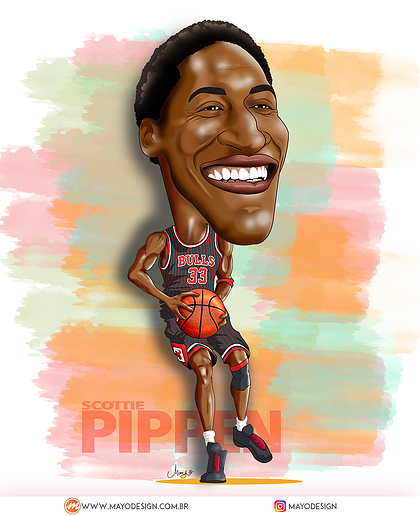 Sports Caricatures by Mayo Ornelas.  ©2016. All Rights reserved.