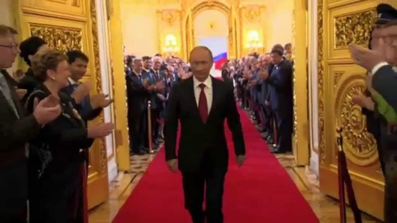 Владимир Путин Молодец! (песня о президенте России)