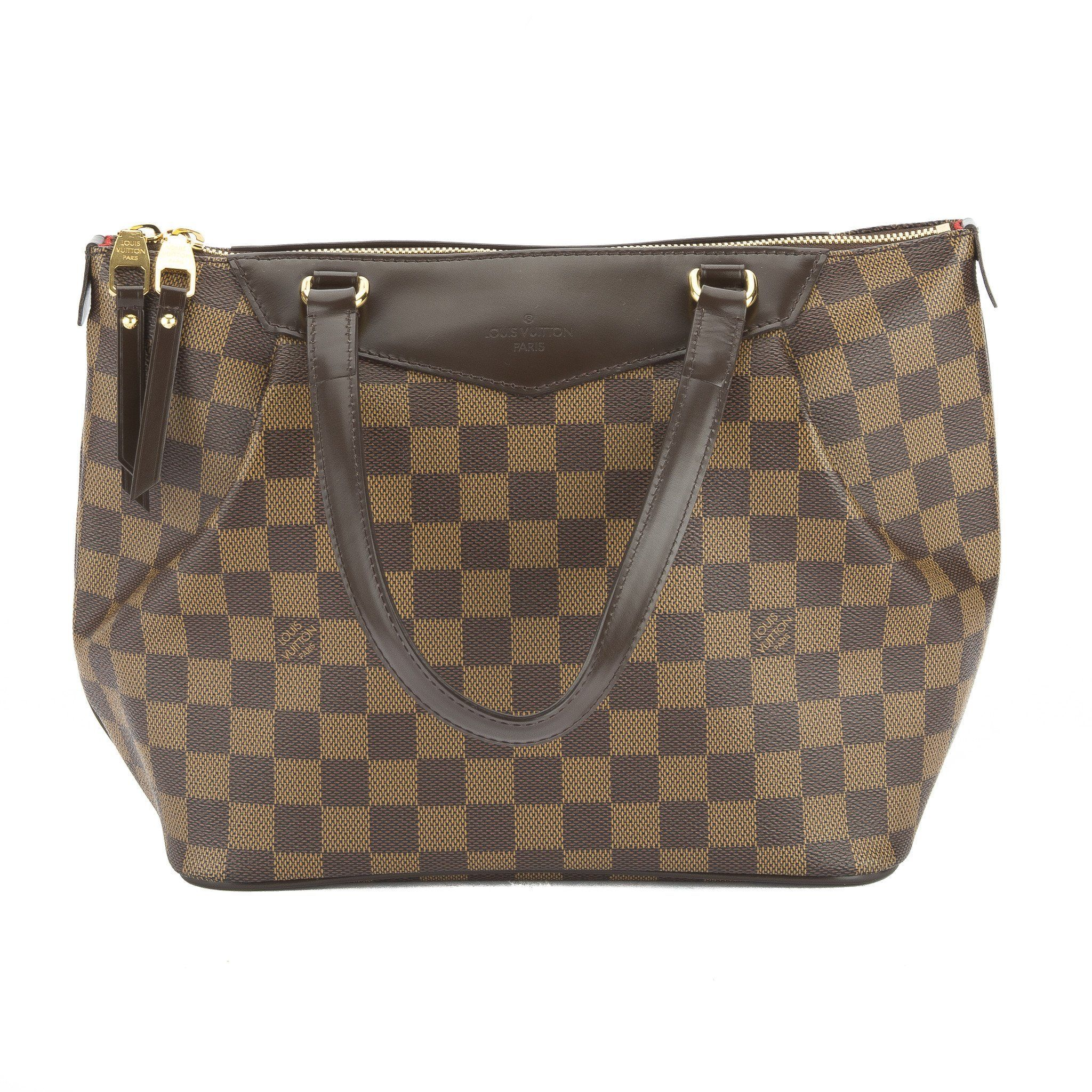 Louis Vuitton Damier Ebene Westminster Pm Bag Pre Owned