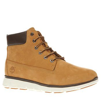 Timberland Natural Killington 6 Inch Unisex Youth Your little ones A/W  adventures can start