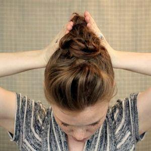 Posh Faux Hawk Hair Tutorial