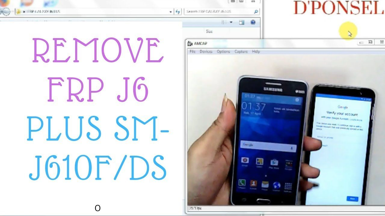 SAMSUNG GALAXY J6 PLUS (SM -J610F/DS) Android 8 1 0 BYPASS FRP 2019