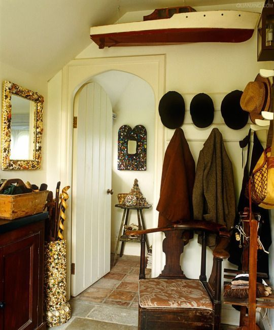 Country Cottageinterior Design Ideas: When You Think Of An English Home, We Think Of Thatched
