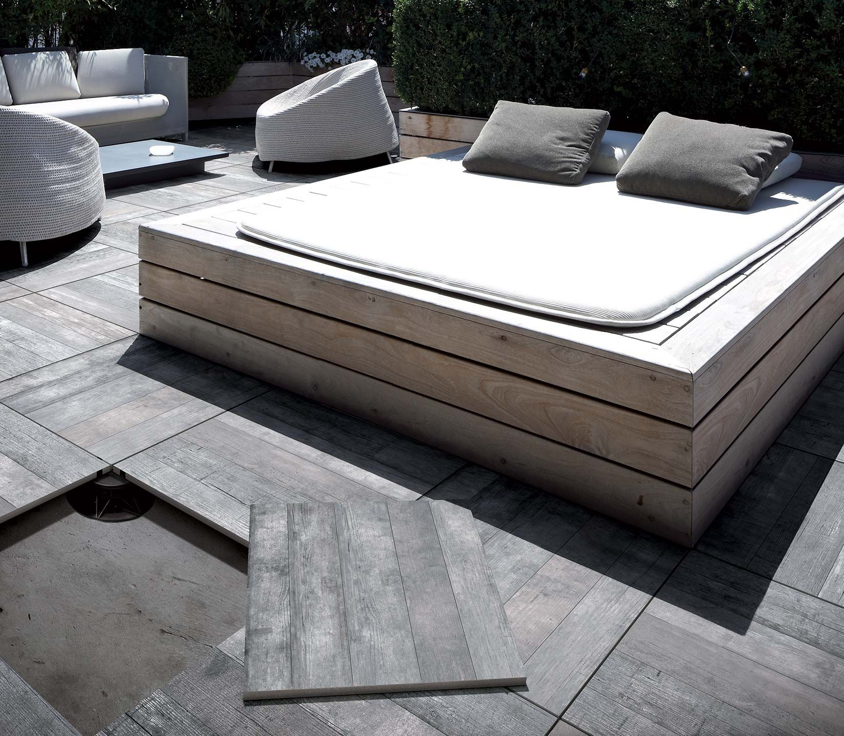 Self laying wood effect floor tiles for outside floors icon self laying wood effect floor tiles for outside floors icon outdoor dailygadgetfo Image collections