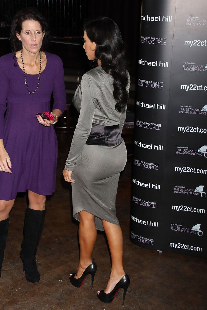 More Pics of Kim Kardashian Cocktail Dress
